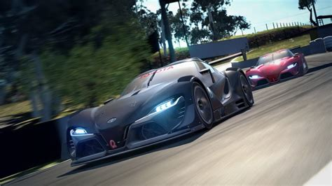 Toyota Ft-1 Vision Gt Concept 現身《gran Turismo 6》 : 香港第一車網