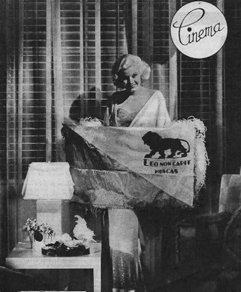 Ig Mademoisellejules Jean Harlow Harlow Classic Movies