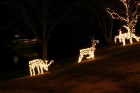 festival of lights new haven best christmas light shows in connecticut 2017 map list