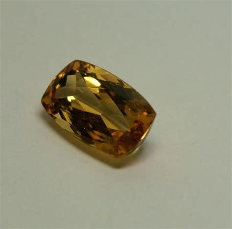 Imperial Topaz 12 23ct imperial topaz orange yellow 11 68 ct catawiki