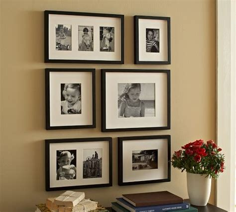 pottery barn gallery in a box gallery in a box pottery barn display ideas
