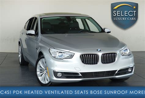 Bmw 535i 2020 by Used 2016 Bmw 5 Series 535i Gran Turismo Marietta Ga