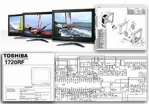 Skema Tv Toshiba Circuit Diagram Dan Service Manual