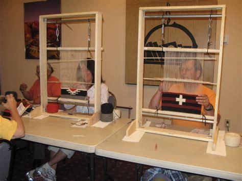 build  navajo style loom weaving  beauty