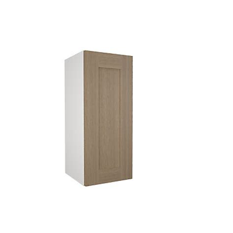 homebase kitchen wall cabinets simply hygena amersham oak shaker 300mm wall cabinet 4313
