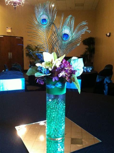 peacock theme wedding items diy weddings magazine