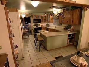 building  kitchen island  cabinets hgtv