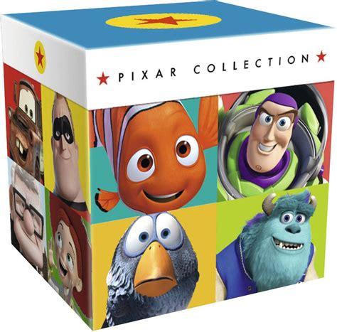 disc disney pixar complete collection