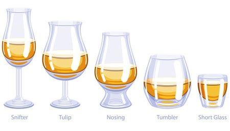 Bicchieri A Tulipano by Il Bicchiere Da Ideale