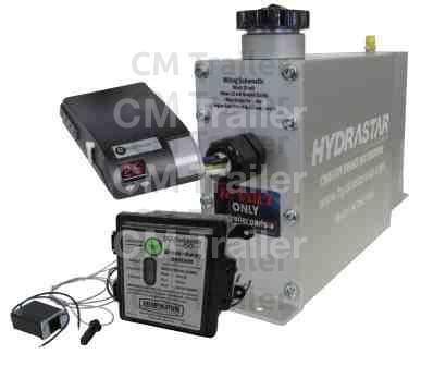 hydraulic actuators cm trailer parts  zealand