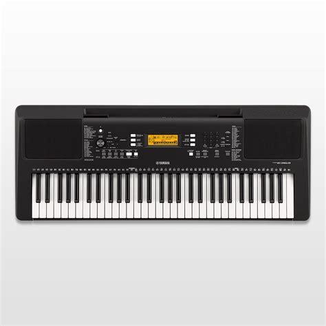 yamaha psr e363 yamaha psr e363 portable keyboard soundpad