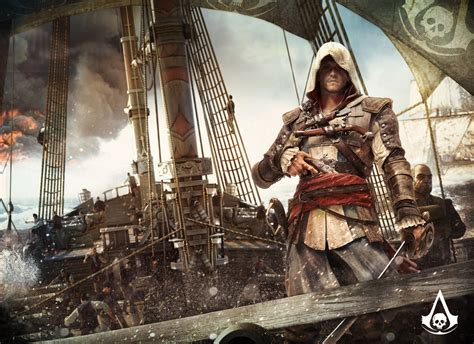 Assassins Creed 4 Black Flag Assassins Creed Fan Art