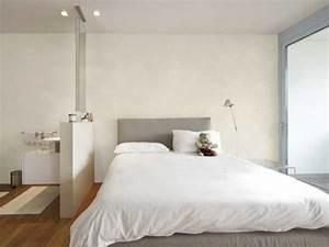 peinture chambre parentale creme tete de lit taupe With couleur pour chambre parentale