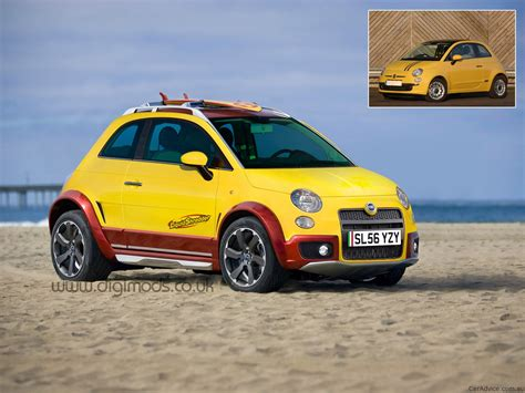 Fiat 4 Wheel Drive by Fiat 500 Facelift Could Get All Wheel Drive And Lpg