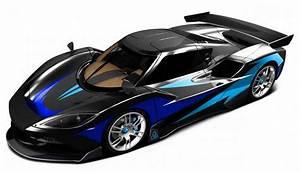 wordlessTech | Arash AF10 Hybrid 2080bhp supercar