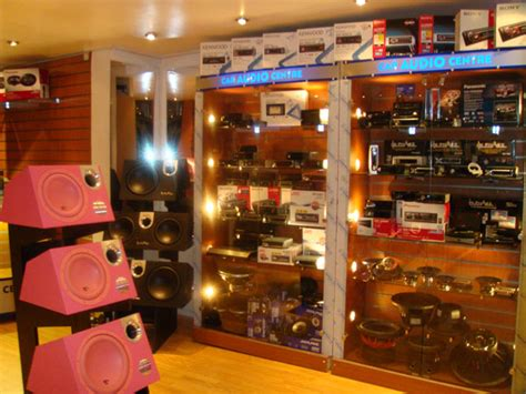 car stereo fitting london tooting