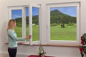 Fenster Weiss Streichen Kunststoff Fenster In Wei Und Anthrazit