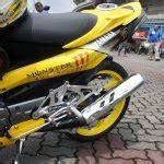 yamaha lagenda 115z autoshow modified at shah alam bike week motomalaya net berita dan