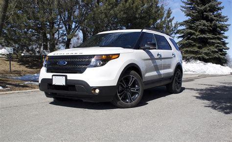 2013 Explorer Sport by 2013 Ford Explorer Sport Review Car Reviews