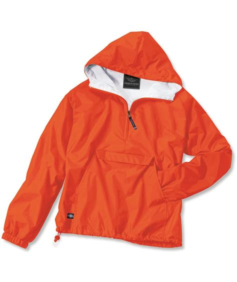 charles river apparel style  classic solid windbreaker
