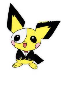 Pokemon Pichu Evolution