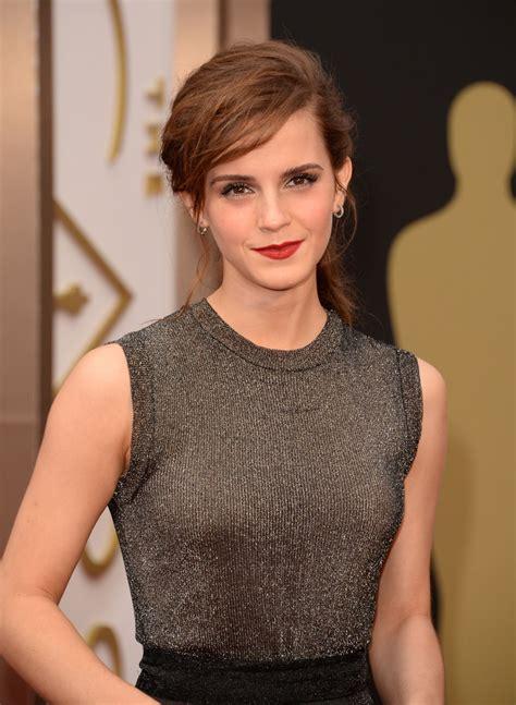 Emma Watson Annual Academy Awards Hollywood