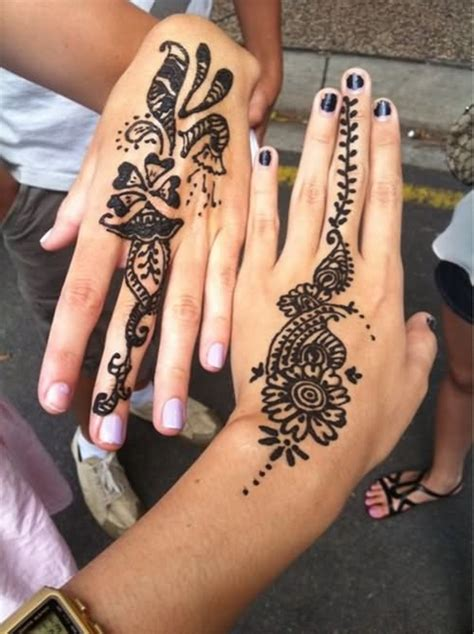 stunning henna tattoo designs  feed  temporary