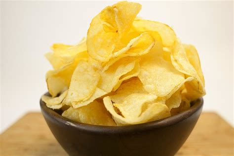 mandoline cuisine salt and vinegar potato chips food so mall