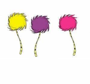 Truffula cliparts