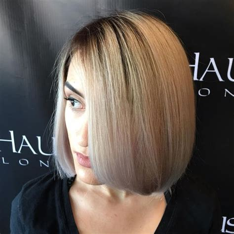 stunning  length bob haircuts  haircut web