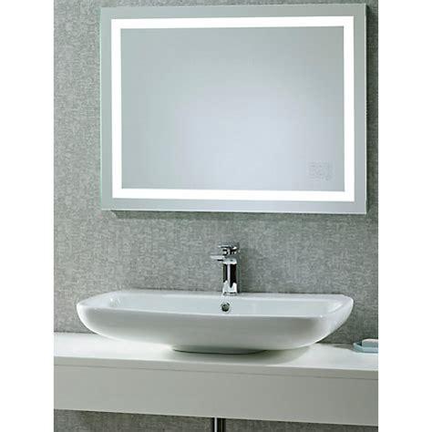 buy roper rhodes beat illuminated led bathroom mirror