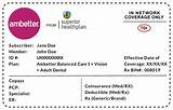 If you have no group number on your insurance card, that usually. Health plan ID card examples showing TDI or DOI