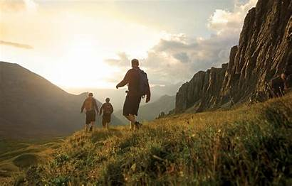 Colorado Active Summer Hiking Lifestyle Hikers Trails