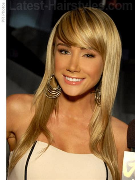 nice hairstyles for girls with long hair