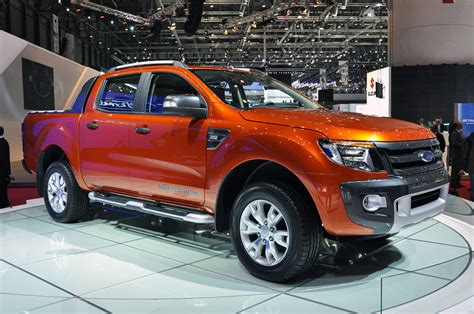 ford ranger wildtrak geneva 2011 photo gallery autoblog