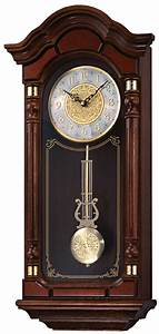 Clockway seiko beaumont chiming oak pendulum traditional for Seiko chiming wall clock