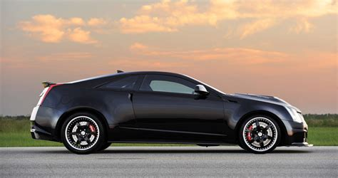 2013 Cadillac Cts V Coupe Horsepower by Hennessey Unleashes 1 226 Hp Cadillac Cts V Coupe