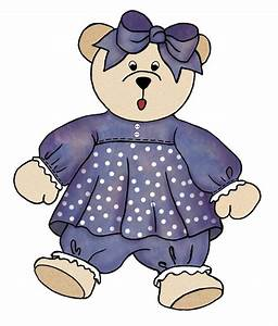 Free Teddy Bear Clip Art Pictures - Clipartix