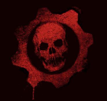Gears Of War Animated Wallpaper - gears of war animated logo by xxvenoxisxx on deviantart