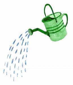 Watering can clipart - Clipground
