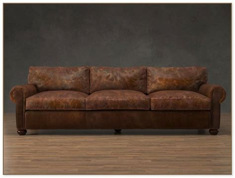 restoration hardware lancaster sofa