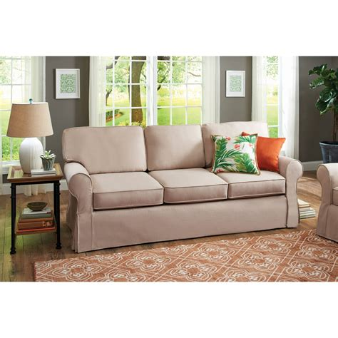 walmart furniture sofa bed sofa modern look with a low profile style with walmart
