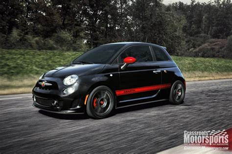 Fiat 500 Abarth Horsepower by 2012 Fiat 500 Abarth New Car Reviews Grassroots Motorsports