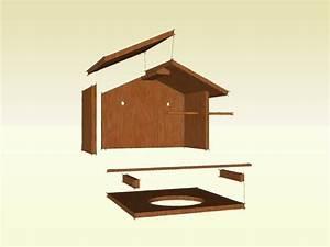 Vogeltränke Selber Bauen : 77 besten vogelh user zum selber bauen bilder auf pinterest ~ Orissabook.com Haus und Dekorationen