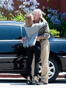 Harrison Ford and Calista Flockhart at Their Son's ...