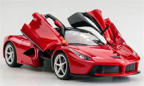 Ferrari Doors Up & 2014 Ferrari Laferrari Front View Doors Up