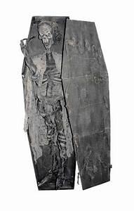 Deko Sarg Halloween : verottender sarg mit skelett 180cm horror ~ Markanthonyermac.com Haus und Dekorationen