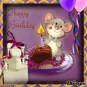 Happy Birthday Maus : happy birthday picture 130464709 ~ Buech-reservation.com Haus und Dekorationen