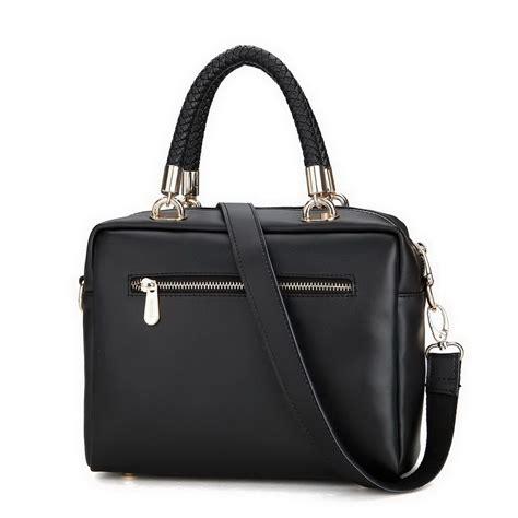 cowhide bags cowhide leather bag black