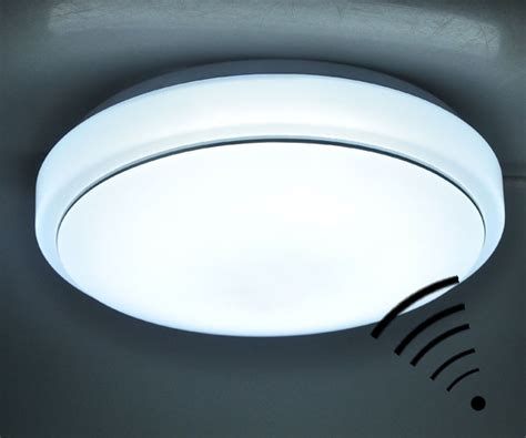 Yhled Led Pir Motion Sensor Ceiling Light